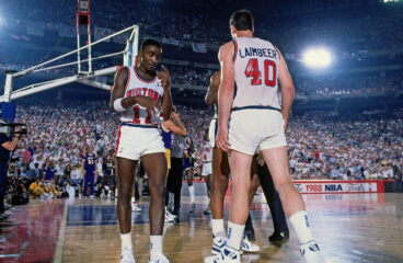 Born To Be Bad: The Detroit Pistons Of The Late '80s And Early '90s